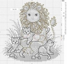 Just Cross Stitch Patterns (1301 p.) | Learn Crafts is facilisimo.com