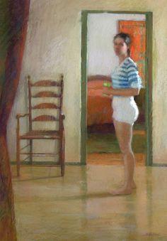 """""""Where She Stood"""" by Sally Strand"""