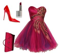"""Prom ideas"" by annaoured on Polyvore featuring Jimmy Choo and Chanel"
