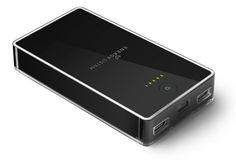 ¡Actualidad! Energy Extra Battery 10000, energía extra para tus dispositivos móviles. El nuevo Energy Extra Battery 10000 posee dos salidas de USB (uno de ellos que se encarga de realizar carga rápida) que te ofrecerán la posibilidad de cargar varios dispositivos al mismo tiempo.  #movil #ExtraBattery #Energy