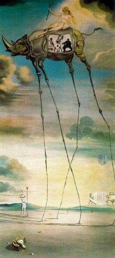 Dalí: Celestial Ride, 1957
