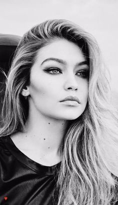 Gigi Hadid Long Hair.