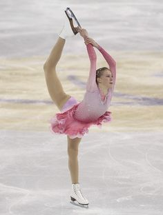 Polina Edmunds finished 4th at Cup of China 2014