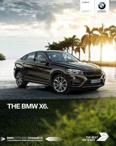 BMW X6 Brochure (UK-2017) | PDF Download
