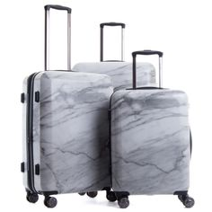 Take the Astyll collection on your next getaway! The CALPAK Astyll luggage set is designed with 8 multi-directional spinner wheels that offer effortless mobility, a retractable handle, and is expandab