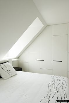 Duplex Apartment in Knokke // Cy Peys Interior Architects