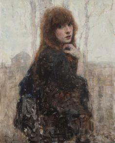Ron Hicks masterfully guides viewers into the emotional realm of art. His paintings draw viewers into the very personal worlds of stolen kisses, handwritten letters and mysterious bedroom scenes . Painting People, Figure Painting, Spirited Art, Artist Names, Art Music, Art And Architecture, Figurative Art, Art Images, Cool Art