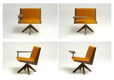 {Tölvustóll / Laptop chair} by Hugdetta