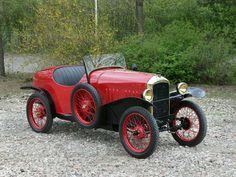 1923 Peugeot Type 172 Quadrilette