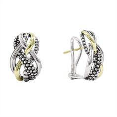 Lagos Caviar™ Unlaced Earrings