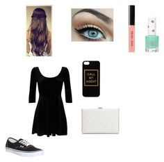 """""""My Brother"""" by wild-and-proud ❤ liked on Polyvore featuring ASOS, Topshop, Bobbi Brown Cosmetics, GUESS by Marciano and Vans"""