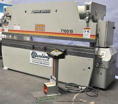 100-Ton-x-10-Used-Accurpress-CNC-Hydraulic-Press-Brake-Mdl-710010