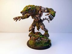 Lori - Color me impressed. Wonderful color choices. Brilliant but realistic. My third faction - Circle Orboros