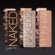 Urban Decay Naked 3 Palette - Makeup Magic - Naked 3 is here!