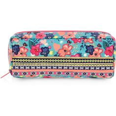 Accessorize Edelweiss Applique Pencil Case (89 DKK) ❤ liked on Polyvore featuring home, home decor, office accessories, bags, accessories, school supplies, colored pencil case, zipper pencil case, colored pencils and zip pencil case