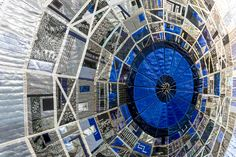 https://flic.kr/p/BSJwjn | Kate Findlay 's stunning Large Hadron Collider quilts will be featured in a film in the new year on justhands-on.tv. More than 600 films about patchwork, quilting and textile art are available to paid subscribers.