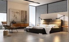 Pat tapitat Modern #homedecor #inspiration #pattapitat News Design, New Homes, Modern, Room, Interior, Inspiration, Furniture, Home Decor, Bedroom