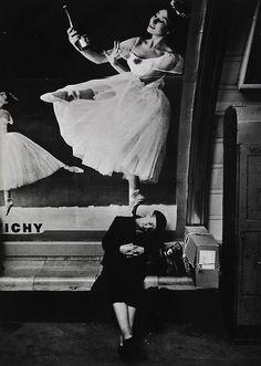 Photo by Jean Hermanson - Paris, 1966. ☀