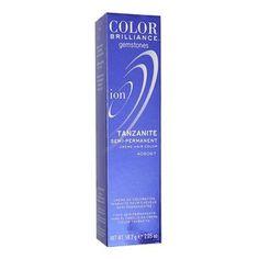 ion Color Brilliance Semi-Permanent Gemstones Brights Tanzanite