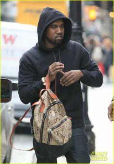 kanye west backpack