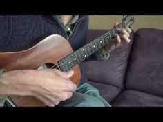 Robert Johnson style blues turnarounds - YouTube