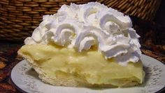 Old Fashioned Banana Cream Pie – 1K Recipes!