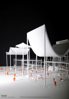 TEAM730 Designs a Multifunctional Street for China's MOLEWA Competition, Courtesy of TEAM 730 © Marcos Betanzos