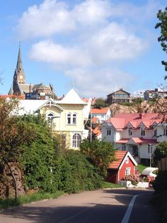 Lysekil, west coast of Sweden