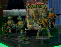New TMNT toys coming out this year! I want Raph!
