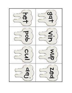 nonsense word game