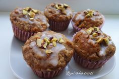 Food Ideas, Muffin, Breakfast, Recipes, Vegane Rezepte, Morning Coffee, Recipies, Muffins, Ripped Recipes