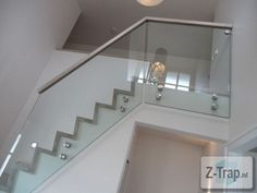 trap met glas Open Trap, Stairs, Furniture, Google, Home Decor, Stairway, Decoration Home, Room Decor, Staircases