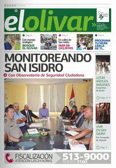 """Periódico """"El Olivar de San Isidro"""" N° 4"""