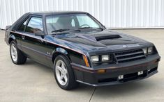 from the 1982 Mustang GT. Black with Red interior, factory Louvers, very well optioned car. Ford Mustang Gt, Ford Mustang Fox Body, Mustang Cobra, Mercury Capri, Teen Driver, Best Car Insurance, Red Interiors, Car Pictures, Car Pics