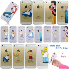 Pattern Hard TPU Case Cover Back Protector For iPhone 4 4S 5se 5s 5c 6s 4.7 inch #UnbrandedGeneric