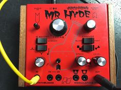 MATRIXSYNTH: New Analogue Solutions Hyde Modulating Filter Desk...
