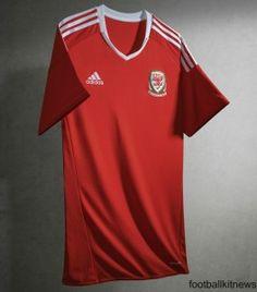 ccea97dbc Wales New Jersey Euro 2016 Wales Football Shirt