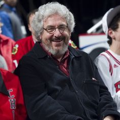 We lost a good one in Harold Ramis. Actor, writer, director & Bulls fan. You'll be missed.
