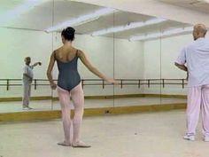 Intermediate Centerwork on Turns - The Finis Jhung Ballet Technique Level 4