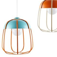 Meet Tull by @incipitlab. Tull is a lamp of simple refined design and thanks to the metal cage the light creates spectacular shadow effects. #tull #incipitlab #pendant #light #interior #style #instore by meizai_au