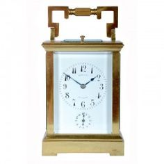 5 Min Repeating Carriage Clock