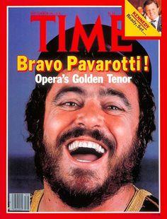 Luciano Pavarotti - Sep. 24, 1979