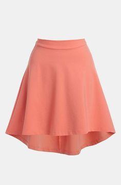 Blush Skater Skirt, Cute!
