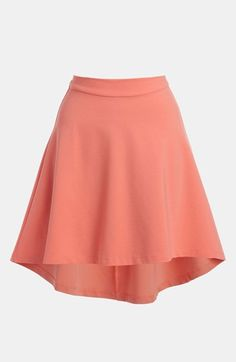 Blush Skater Skirt, Cute!