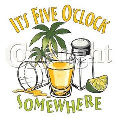 Its Five Oclock Somewhere - Pro World