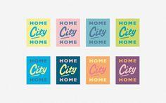 Home City Home    ID by MAMBO , via Behance