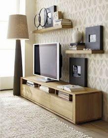 Casa - Decoração - Reciclados: Móveis Para a TV Lindos!