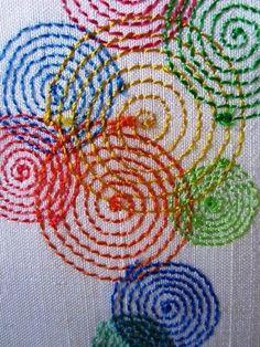 Sashiko Fabric - Butterflies and Sashiko - Sylvia Pippen Sashiko Pre-printed Fabric Kit - Japanese Embroidery, Quilting, Sewing - Embroidery Design Guide Sashiko Embroidery, Japanese Embroidery, Hand Embroidery Stitches, Embroidery Hoop Art, Hand Embroidery Designs, Embroidery Techniques, Cross Stitch Embroidery, Machine Embroidery, Ribbon Embroidery