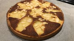 Tarte aux Poires Bourdaloue Camembert Cheese, Dairy, Homemade, Food, Essen, Home Made, Hand Made, Yemek, Eten