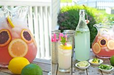 LemonadeBar by {every}nothing wonderful, via Flickr - lemonade is the best summer drink